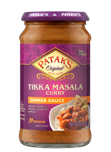 recipe: pataks tikka masala curry sauce [14]
